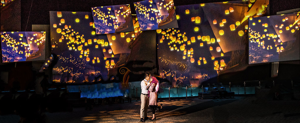 Engagement Inspiration For Disney Diehards