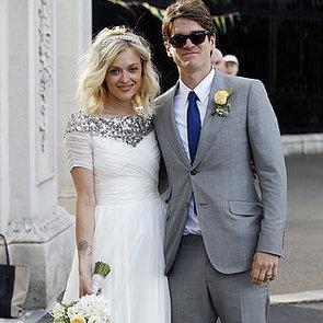 Fearne Cotton Marries Jesse Wood!