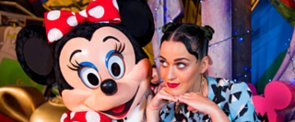 See All the Stars at Disneyland!