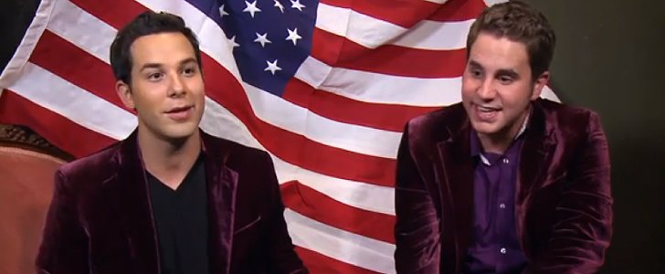 If Your Fourth Wasn't Amazing, Let the Pitch Perfect Boys Make You Feel Patriotic