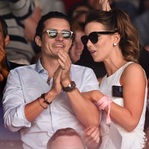 Celebrities at Wimbledon 2014 | Pictures