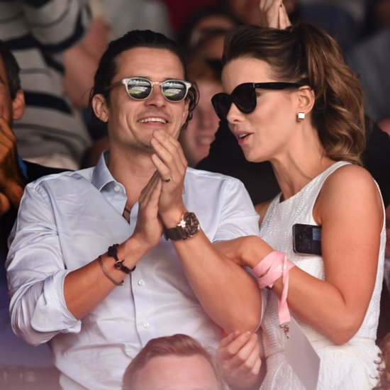 Celebrities at Wimbledon 2014 | Pictures