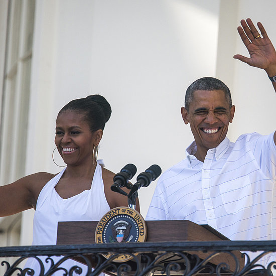 The Obamas' Patriotic Fourth of July Celebrations Over the Years