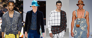 We're Borrowing These Looks From the Boys —and We're Not Giving Them Back