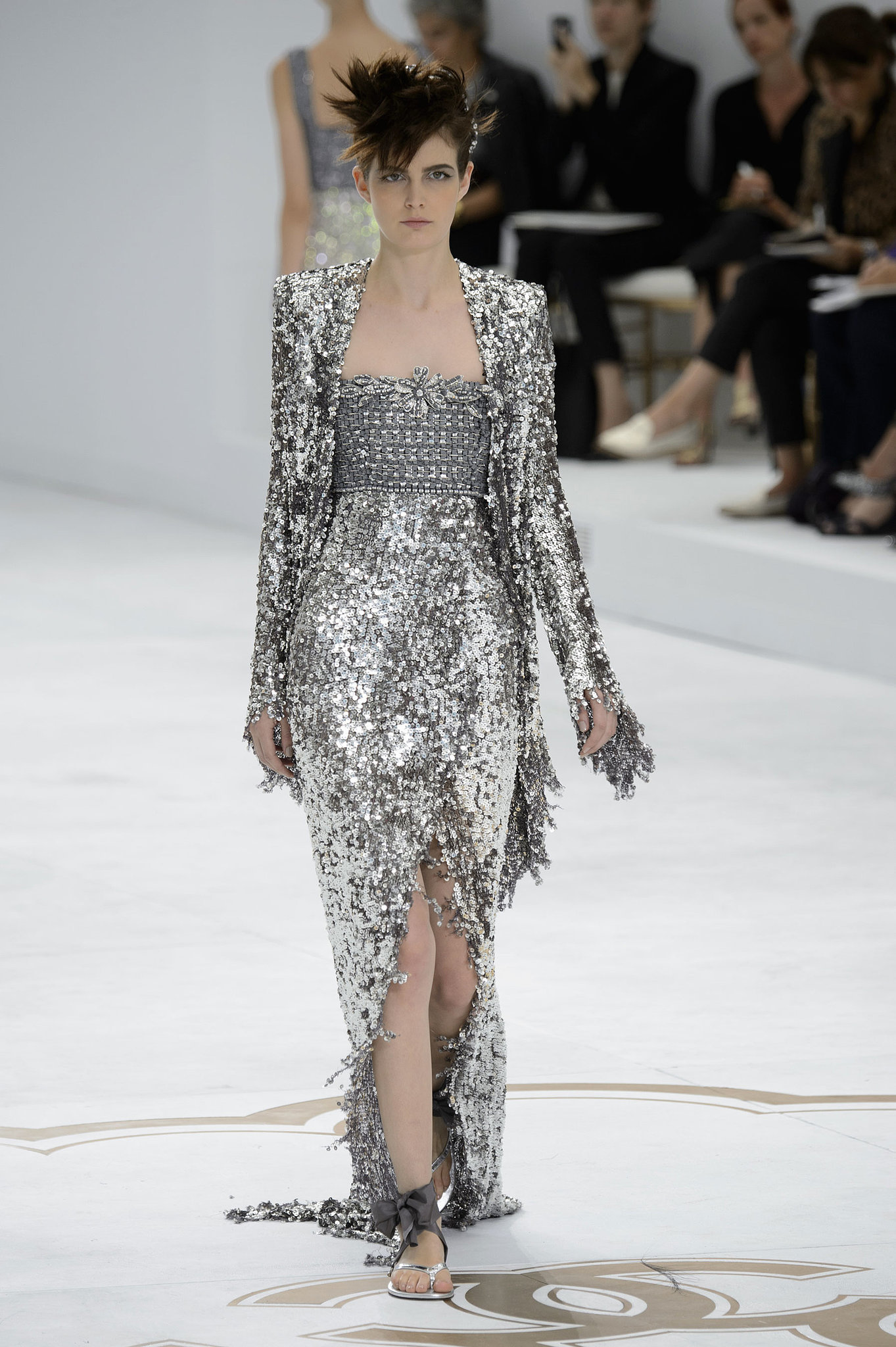 Chanel haute couture fall 2014 karl lagerfeld had 1 for 2014 haute couture