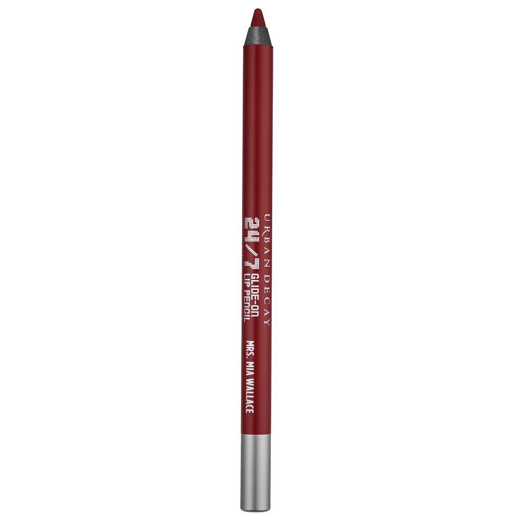 Urban Decay 24/7 Glide-On Lip Pencil in Mrs. Mia Wallace