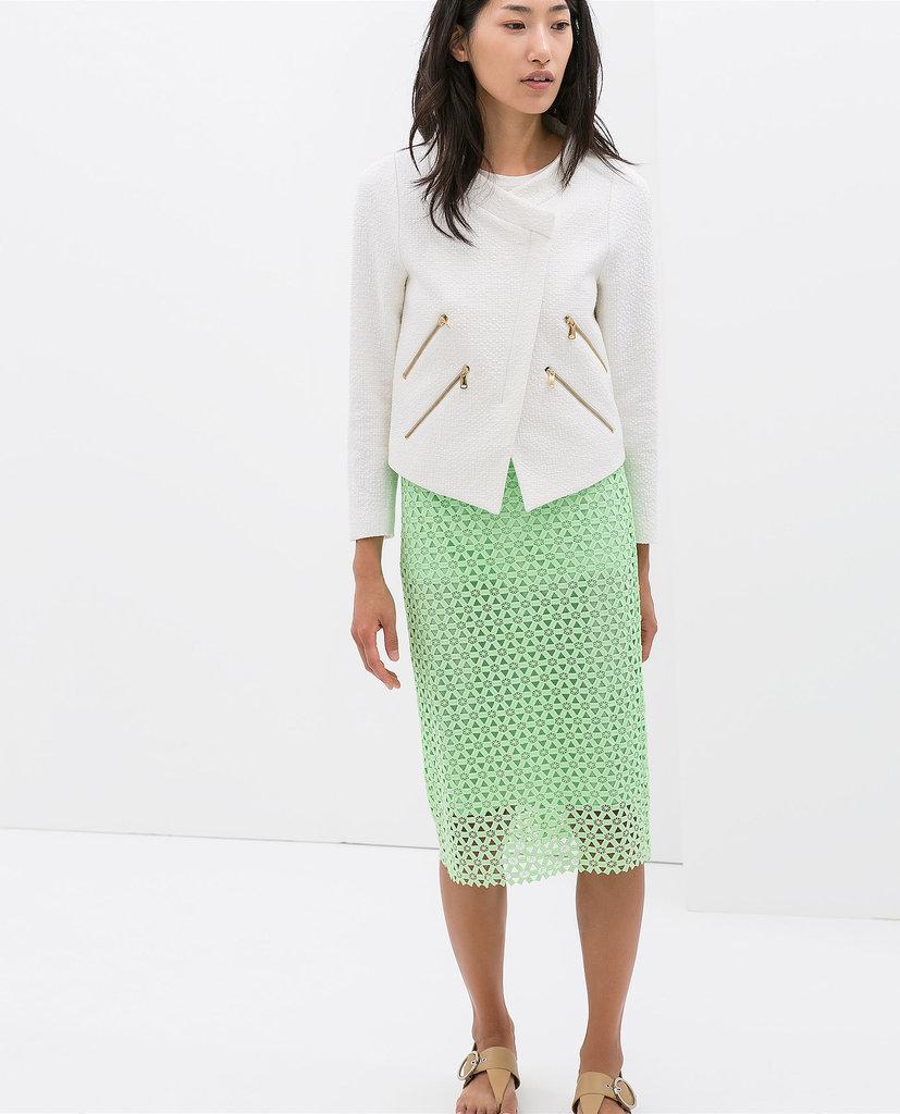 Zara Lace Skirt
