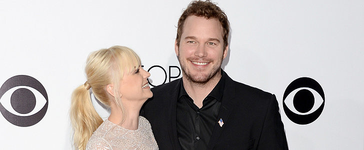 Anna Faris and Chris Pratt Are Cute Off Screen, but Hilarious on Screen