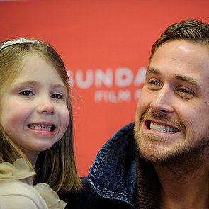 Pictures of Ryan Gosling With Kids