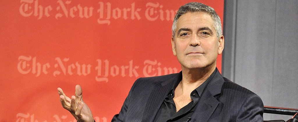 George Clooney's War Against a British Newspaper Isn't Over