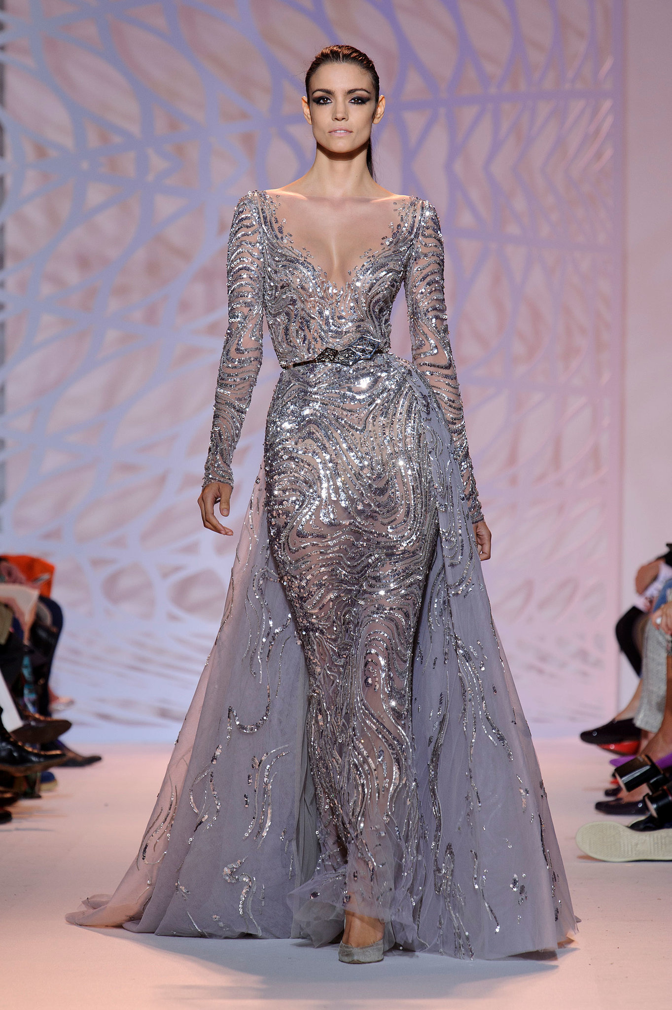 Zuhair murad haute couture fall 2014 warning dangerous for 2014 haute couture