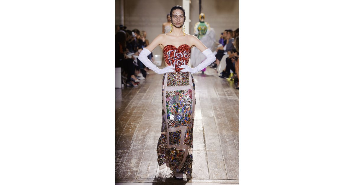 maison martin margiela haute couture fall 2014 the couture week looks we to see on the