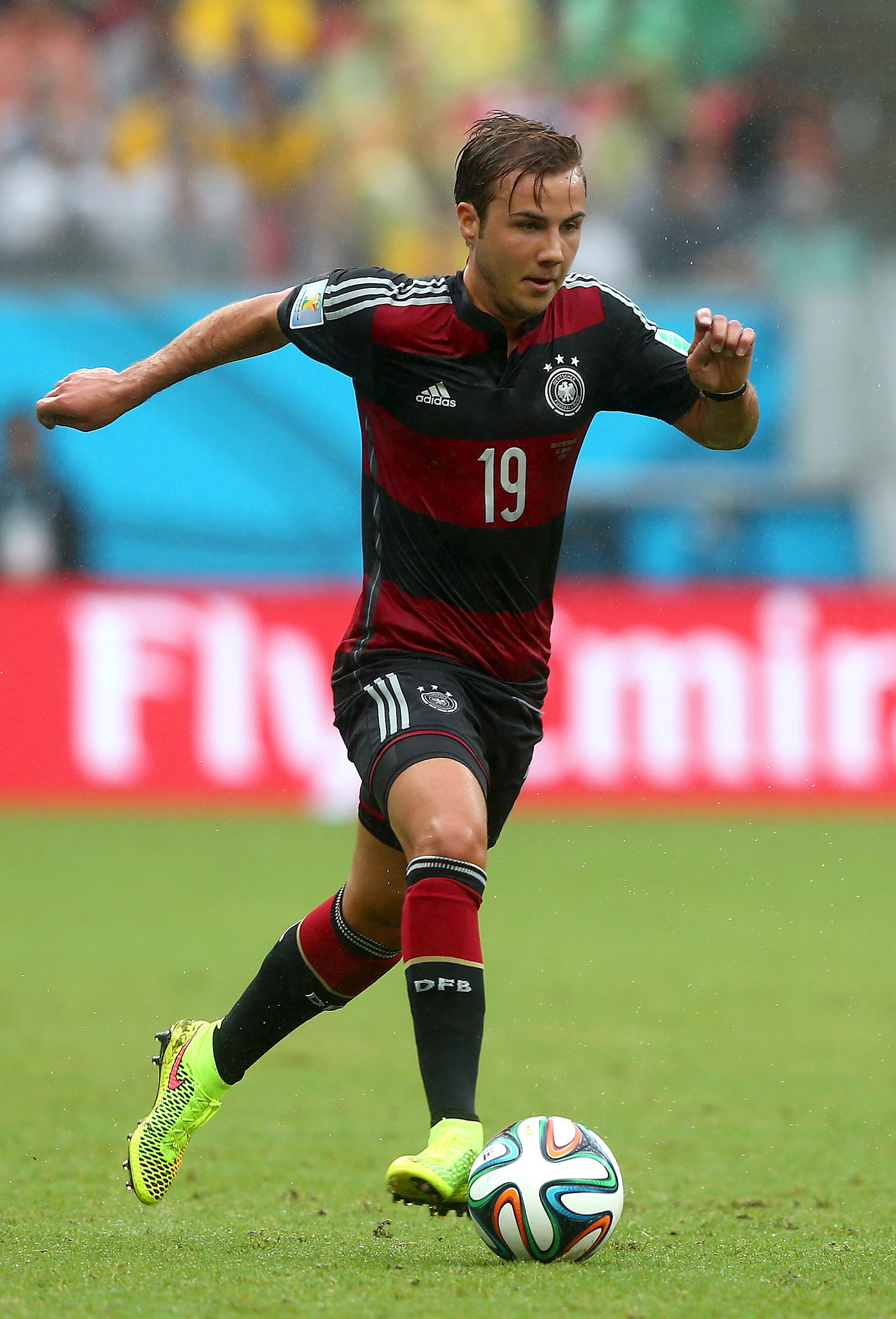 Mario Gotze to join Bayern Munich from Borussia Dortmund ... |Mario Gotze 2013 2014