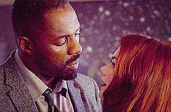 When Luther and Alice's sexual tension was like whoa.