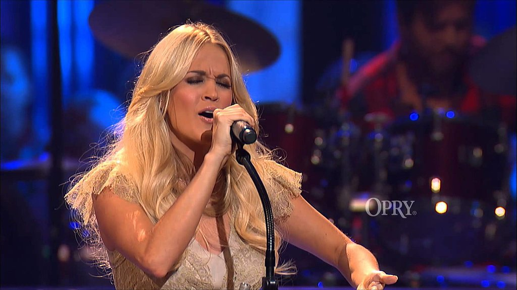 """""""Nobody Ever Told You,"""" Carrie Underwood"""
