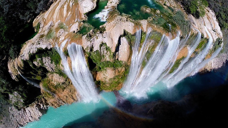 Tamul Waterfall, Mexico — People's Choice, First Prize
