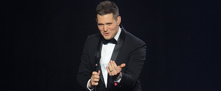 Michael Bublé Singing NSYNC to His Son Is the Cutest Thing You'll See Today