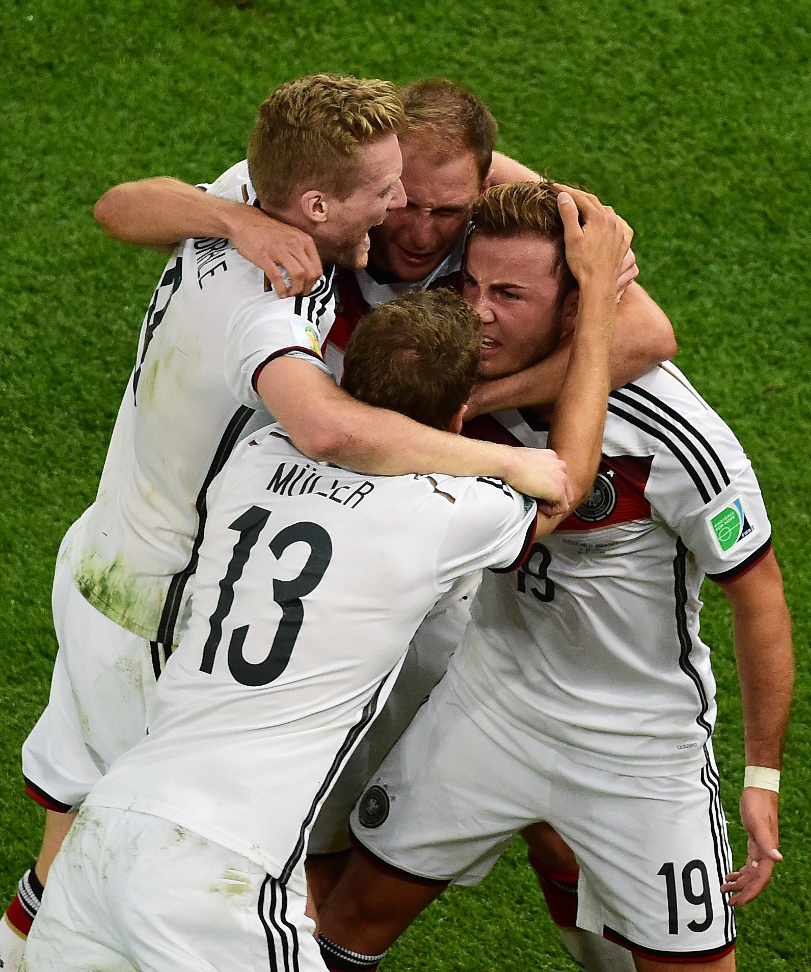 The Most Emotional Moments From the World Cup Final