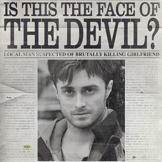 Horns Trailer With Daniel Radcliffe