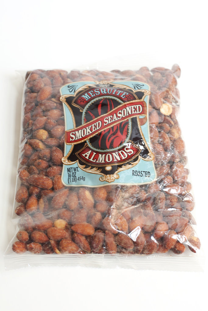 Mesquite Smoked Almonds