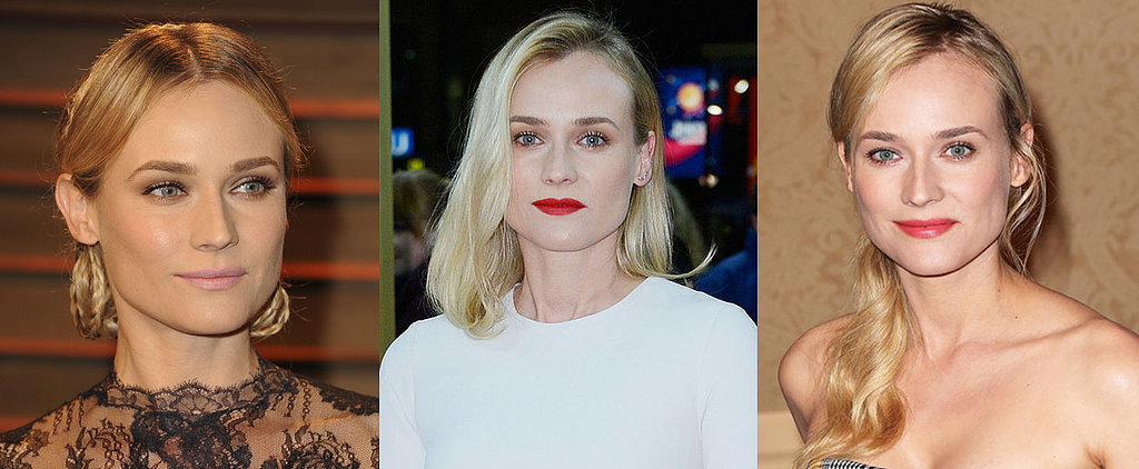 Diane Kruger's Top 25 Beauty Looks to Celebrate Her Birthday
