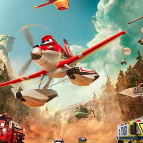Planes: Fire and Rescue Review