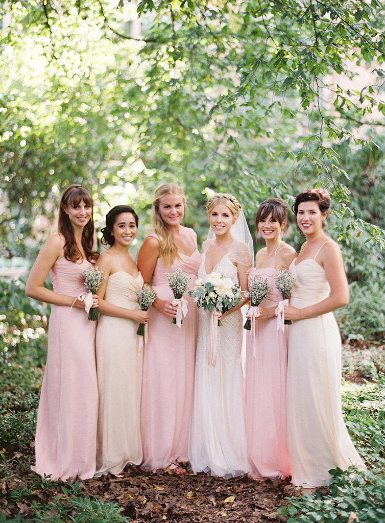 Photo by Bryce Covey Photography via Style Me Pretty