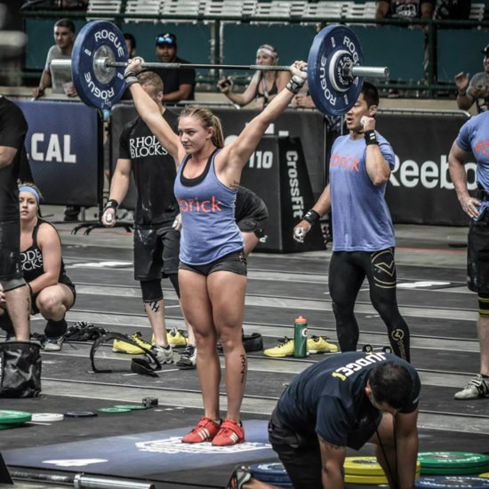 How to Do a CrossFit Burpee Box Jump