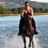 Celebrities on Horseback