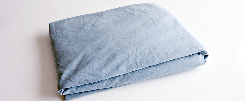 The Headache-Free Way to Fold a Fitted Sheet