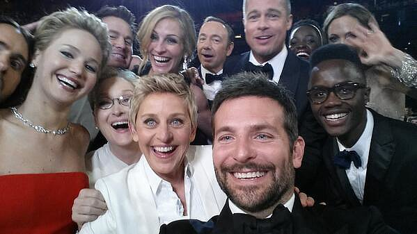As the most retweeted picture ever, Ellen DeGeneres's Oscars selfie doesn't need to be explained.