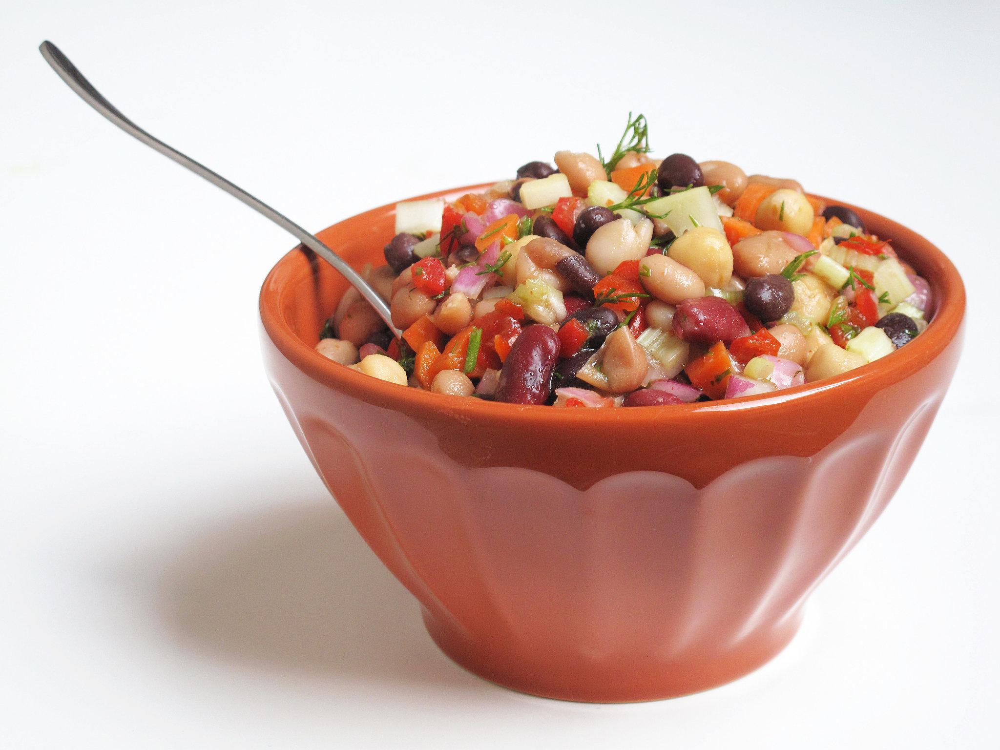 Six-Bean Salad