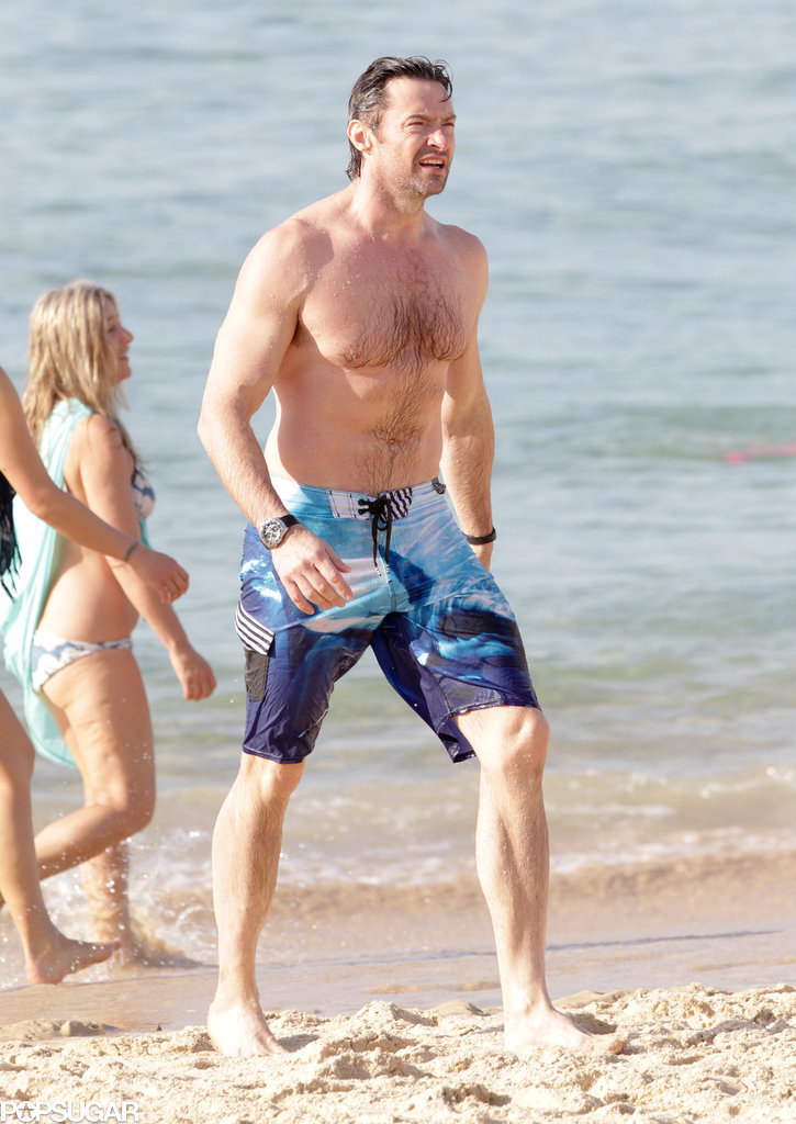 Hugh Jackman Was Always Hot, Even When He Was Stick Thin