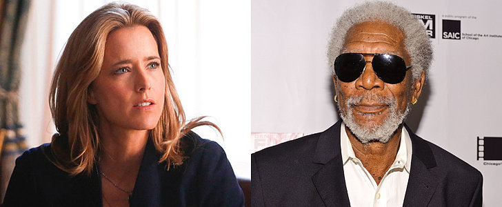 "Is Morgan Freeman About to Show Up on Primetime? ""One Never Knows"""