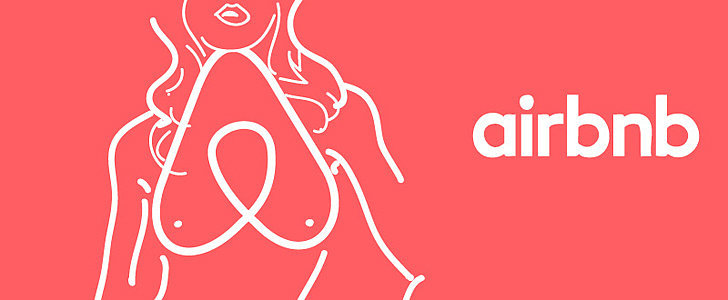 The Most Sexual Interpretations of Airbnb's New Logo