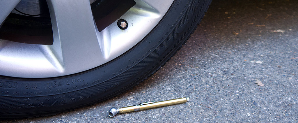 Travel Smart: How to Check Your Tire Air Pressure