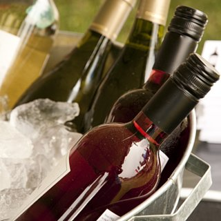 How to Chill Wine Fast