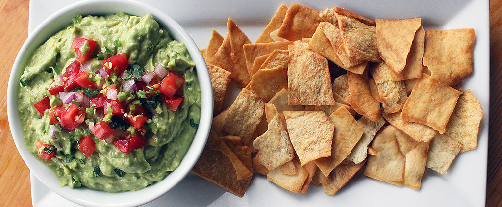 A Low-Fat, High-Protein Guacamole With a Healthy Secret Ingredient