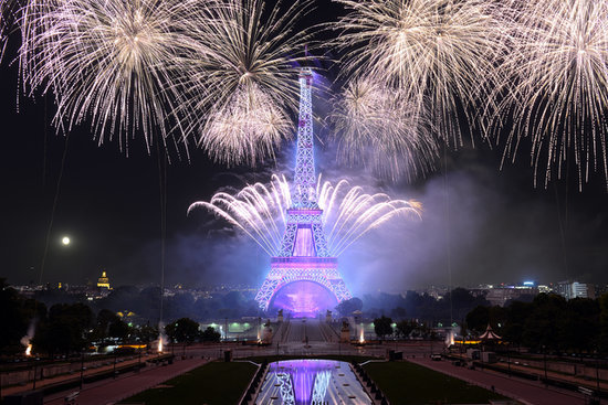 French Fireworks
