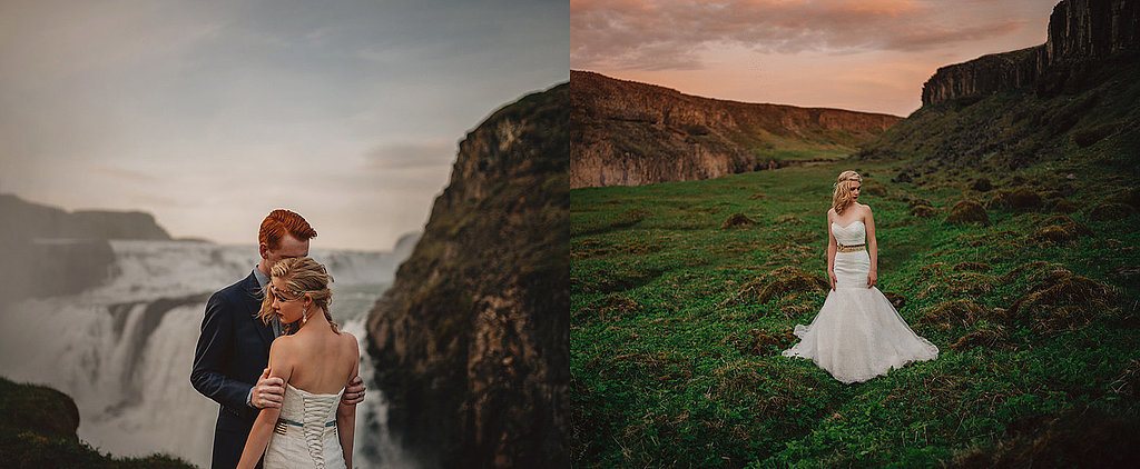 This Icelandic Elopement Is Otherworldly and Wonderful