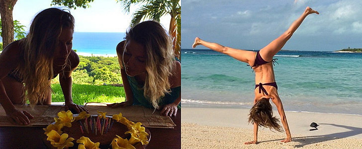 This Is How Gisele Bündchen Celebrated Her 34th Birthday