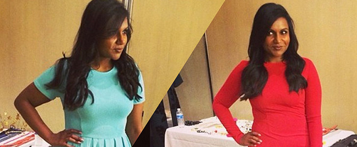 When Mindy Kaling Plays Dress-Up, We Get In on the Fun