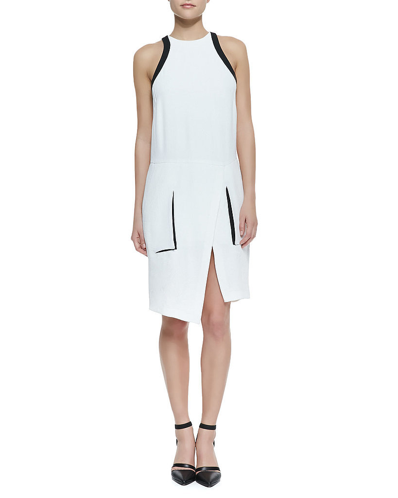 Helmut Lang Wrap Dress