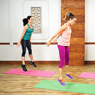 Spring Clean Your Body With a Quick, Sweaty, Full-Body Workout