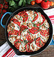 Caprese Quinoa Bake