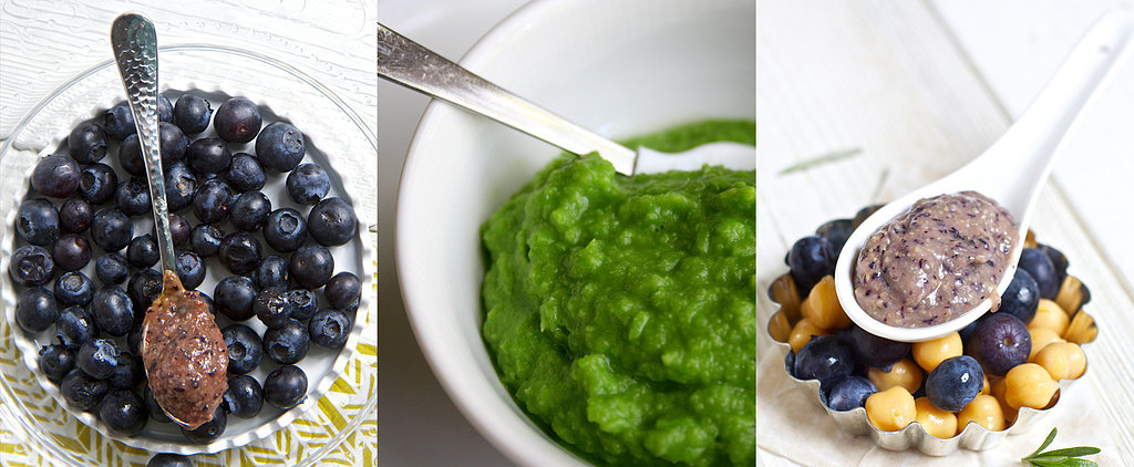 7 Simple, No-Cook Baby-Food Recipes