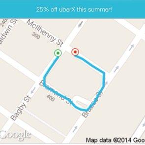 Funny Uber Story