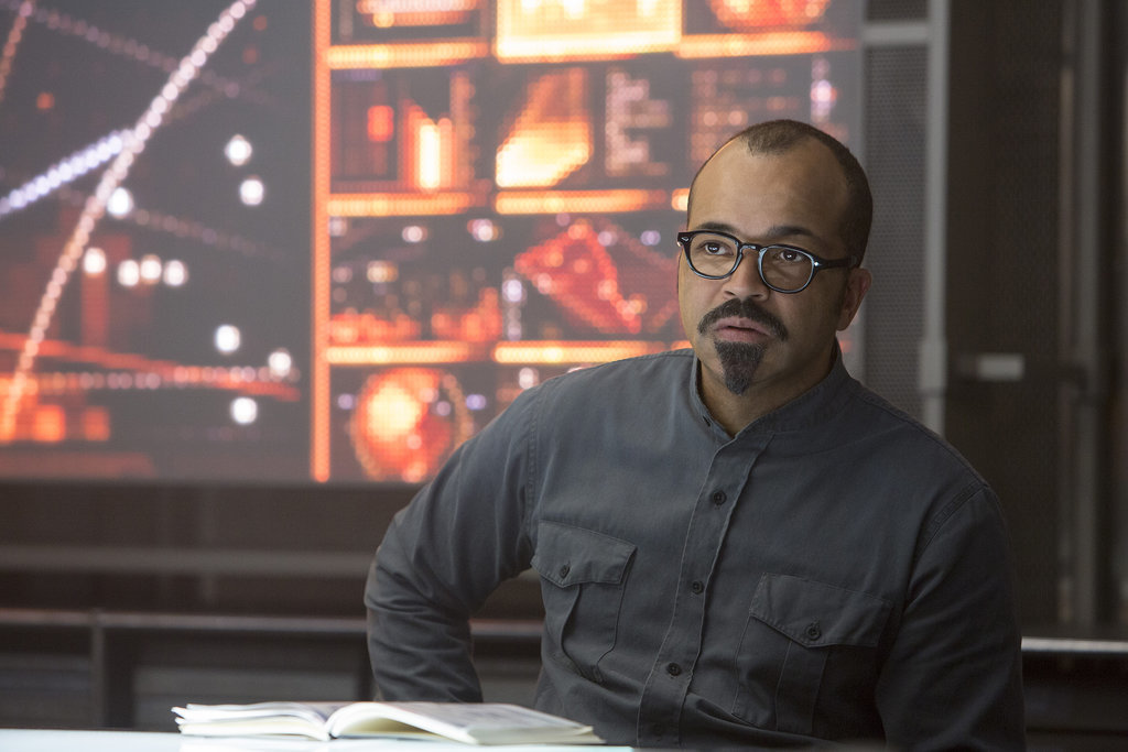 Jeffrey Wright as Beetee.
