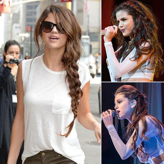 Selena Gomez Best Hair Beauty Looks