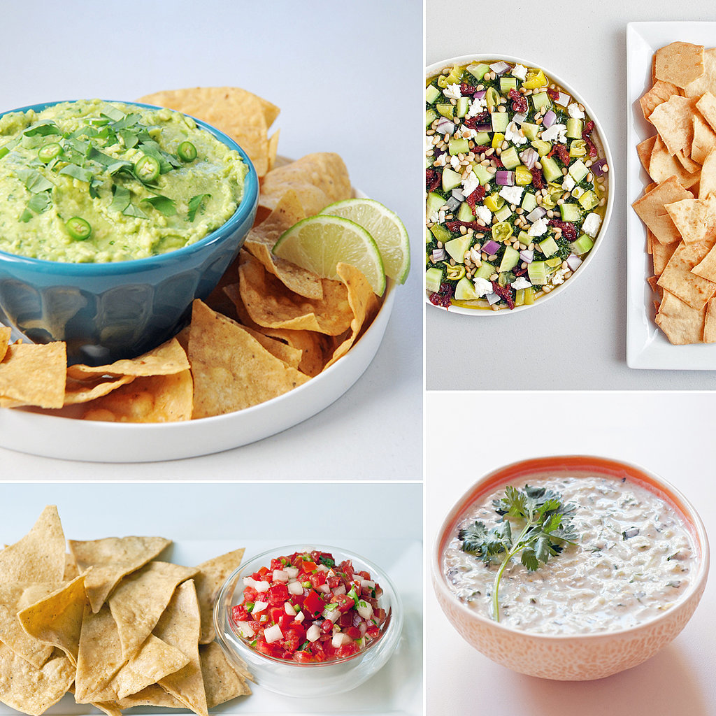 30 Dips For Delish Dunking